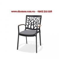 bàn ghế cafe gỗ giá rẽ