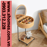 bàn trang điểm gỗ chất lượng