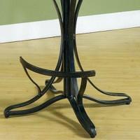 cách làm ghế khung sắt mặt gỗ