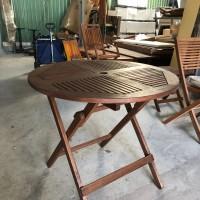 mua bàn ghế gỗi ngoài trời