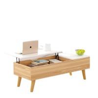 Bộ bàn trà mẫu gỗ 03
