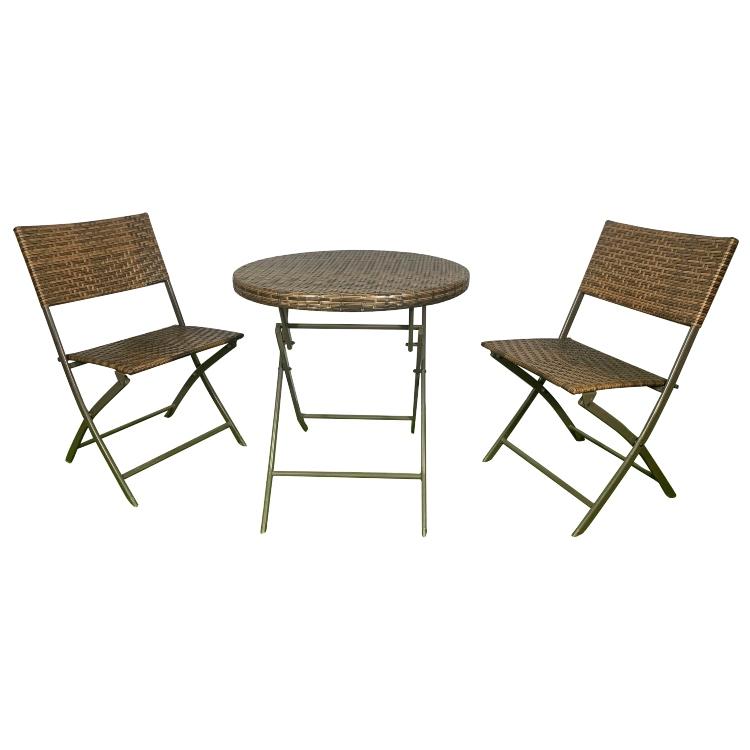 Bộ bàn ghế xếp s500