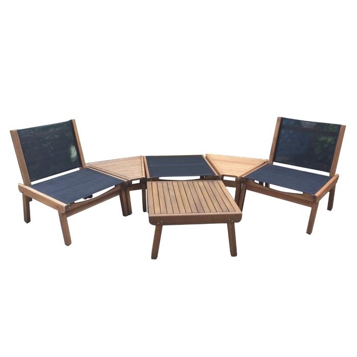 Bộ bàn ghế chất liệu gỗ