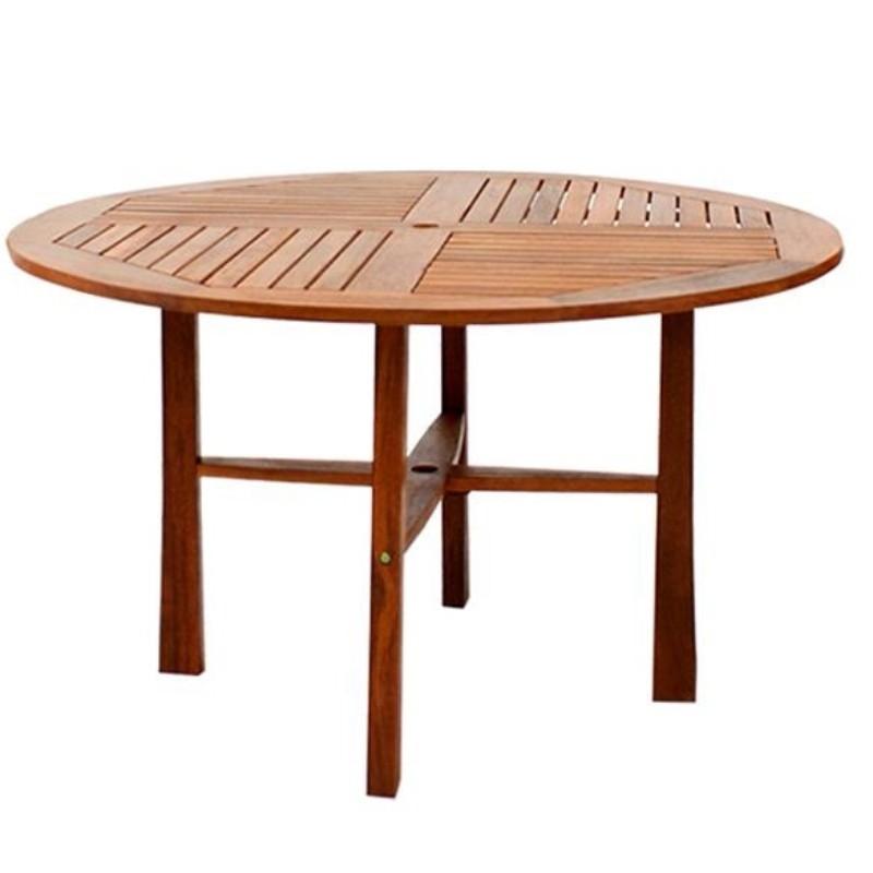 Bàn gỗ xếp hình tròn