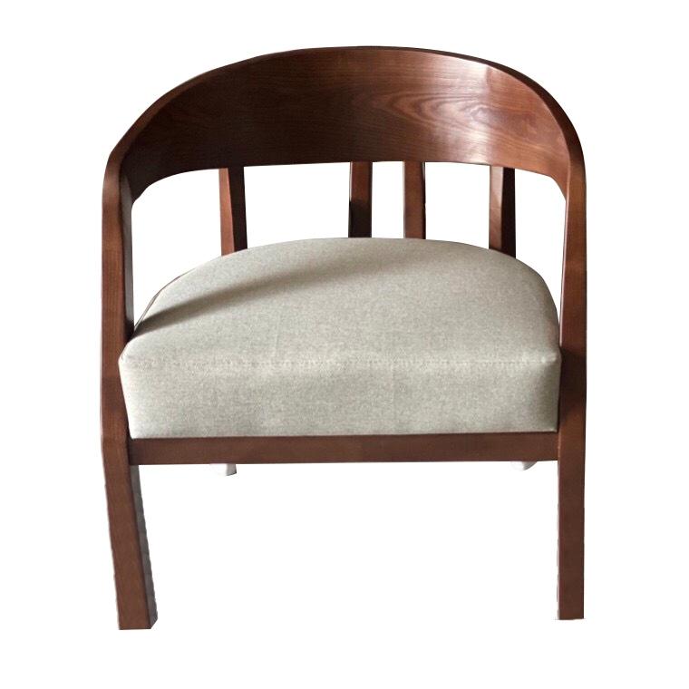 Bộ bàn ghế gỗ - bàn tròn