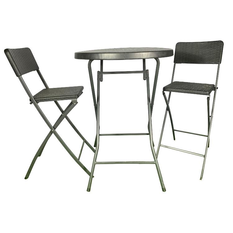 Bộ  bàn ghế nhựa ca fe S08