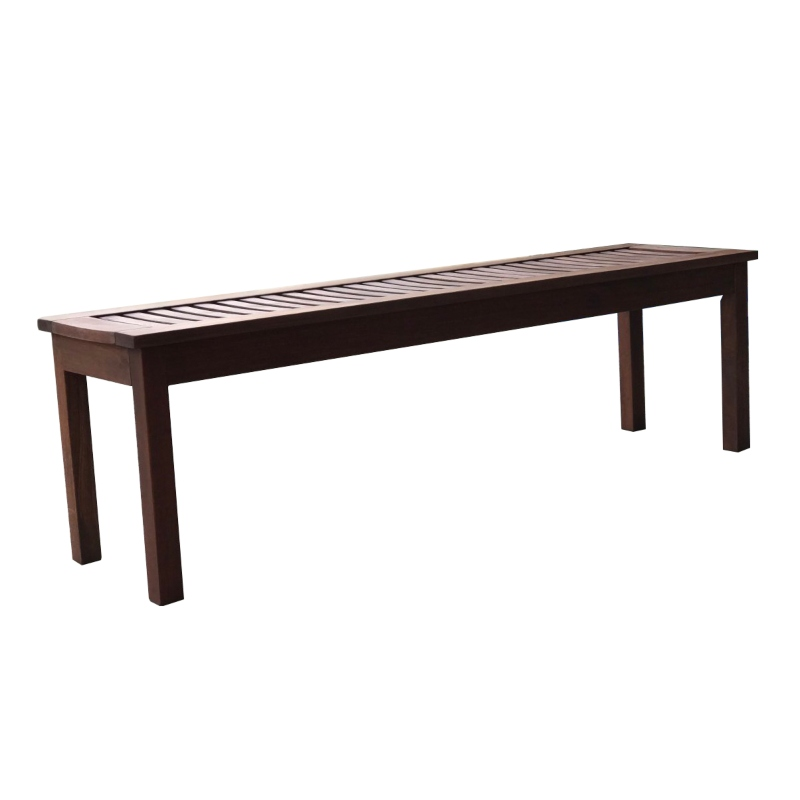 Mẫu ghế gỗ dài công viên 01